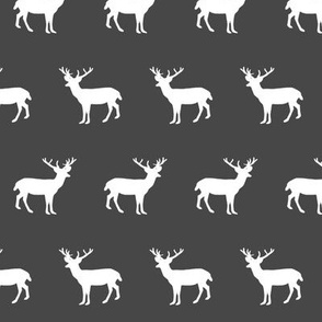 deer charcoal baby nursery charcoal grey fabric deer fabric baby nursery fabric