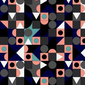 Geometrico dark