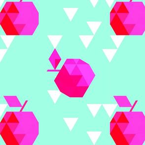 Apple crunch PINKY