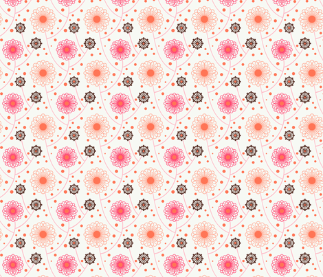 pink20 fabric by daria_rosen on Spoonflower - custom fabric