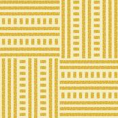 Buzz Weave - Mustard & Vanilla