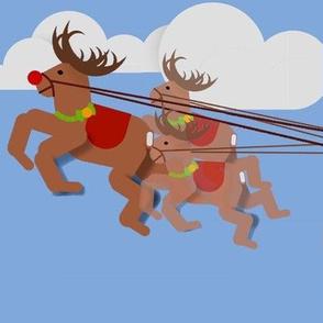 Rudolph the Reindeer & Friends