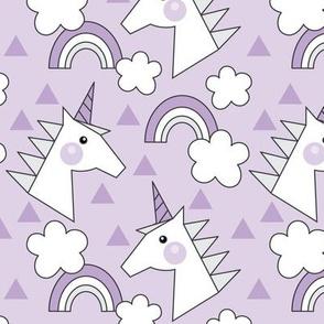 unicorn-head-on-purple