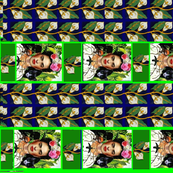 Frida FQ Scarf