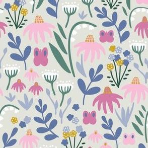 Flower mix spring