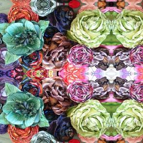 Flowers  designed  by  Danae