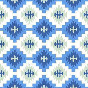 Navajo blue