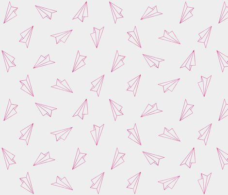 Rrrpaper_airplanes_neon_pink_on_gray_shop_preview