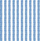 Buzz Stripe - Summer Blue