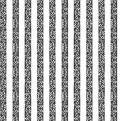 Buzz Stripe - Charcoal