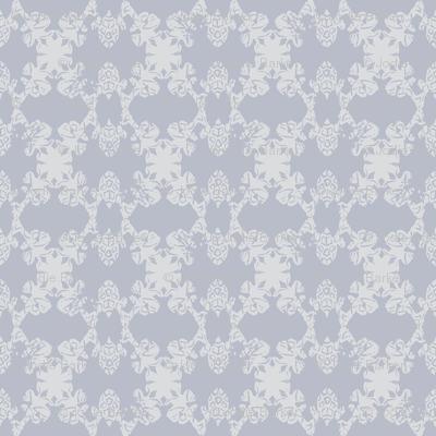 Daphne - Silver & Pale Grey