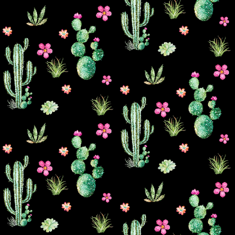 Cactus Candy fabric by shopcabin on Spoonflower - custom fabric