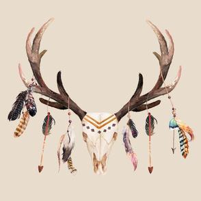 Skull & Feathers