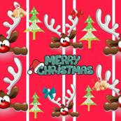 Peek a Boo Rudolph