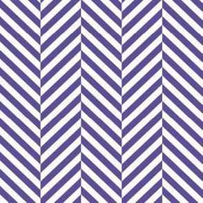 herringbone LG purple