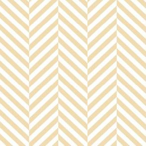 herringbone LG creamy banana