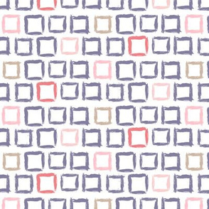 Small painted squares