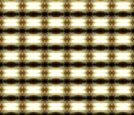 Soft Glow fabric by zzyodd on Spoonflower - custom fabric