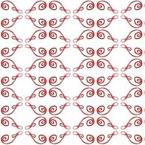 Doodle Henrik red