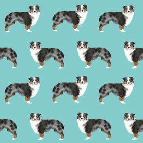 australian shepherds dog blue aussie dog cute dogs dog fabric australian shepherds