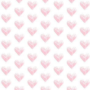 Baby Pink Hearts