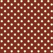 Odd Dots - Mahogany & Vanilla