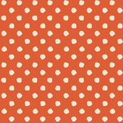 Odd Dots - Paprika & Cream
