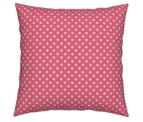 Odd Dots - Rose Pink & Cream