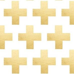 Plus Verigated Shimmer Gold