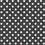 Odd Dots - Charcoal