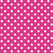 Odd Dots - Hot Pink
