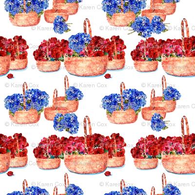 hydrangeas_and_geraniums