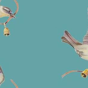 Bird and Bell_blue