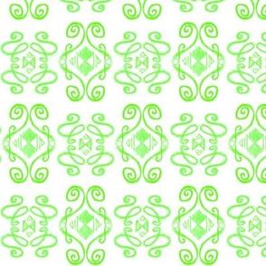 Doodle Eliot green