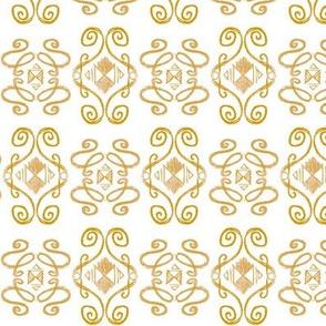 Doodle Eliot yellow