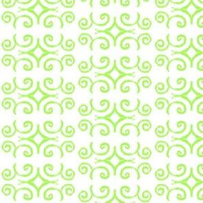 Doodle Aaron green