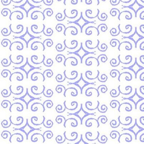 Doodle Aaron violet