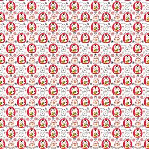 Maneki-neko (Red)