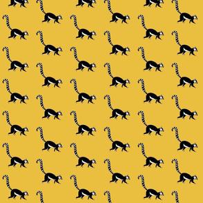 Lemurs - Golden