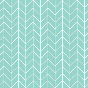 mint chevron fabric, mint chevron designs, mint chevrons, chevron fabric girls room crafts