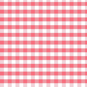 gingham checks red pink checked fabric checks fabric girls fabrics