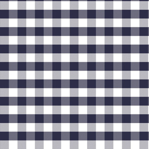 navy blue checked fabric, check fabric, tartan, plaid, gingham, gingham fabric, navy blue gingham girls fabrics