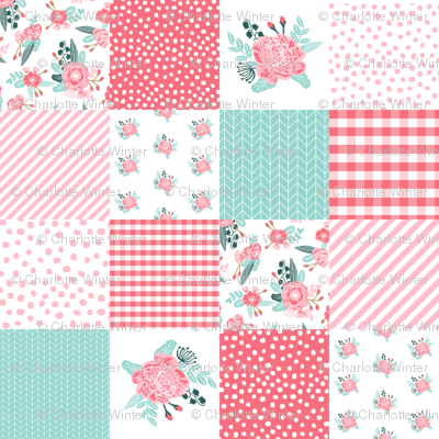 Peonies quilt top wholecloth quilt cheater quilt fabric girls quilts quilters