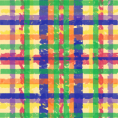 Crayon Challenge - Colorbox Plaid,