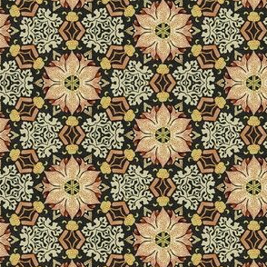 Reflections on William Morris ~ Strawberry Thief ~ Soft ~ XII