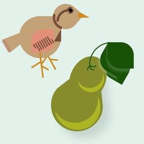 Pear & Partridge