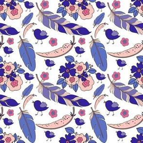 6_TK-2-_Feather_Bird_Flowers-Purple_Yellow_Brite_150-ch