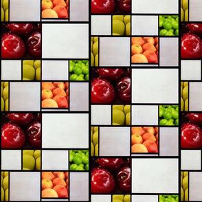 Apples Mondrian