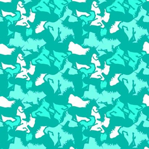 unicorns_pale_greens_white