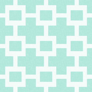 Squared Plus // Mint